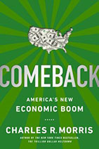 Cover of the book Comeback: America's New Economic Boom