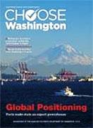 Cover of the Choose Washington magazine