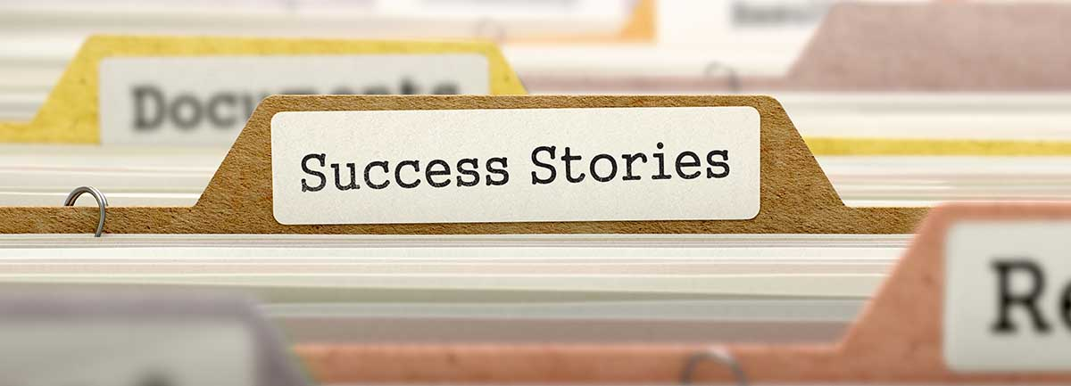 Share Your Sweet Success Story