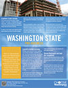 Cover of the pro-business Washington piece