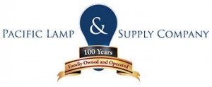 Pacific Lamp & Supply Company logo