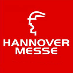 Hannover Messe show logo