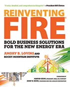 Cover of Reinventing Fire book