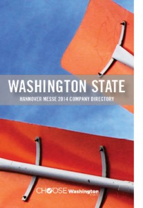 Washington State 2014 Hannover Messe Directory cover