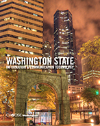 Cover of the Washington State Information and Communication Technology publication