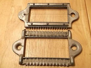 A butter cutter, invented in Washington State