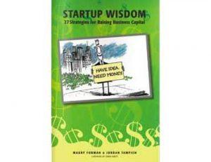 Startup Wisdom book cover