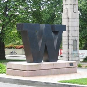 The University of Washington W logo