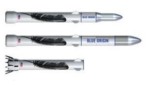 Blue Origin's New Shepard rockets