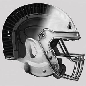 Vicis' new football helmet designed to reduce the impact of concussions