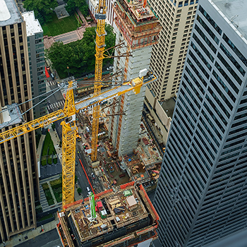 Seattle building boom