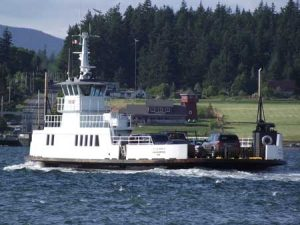 The Guemes Island ferry is set to be replaced by an electric boat, if Washington State planners have their way.