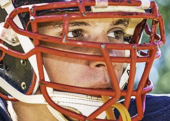 Phone app brings head injury assessment to the field.