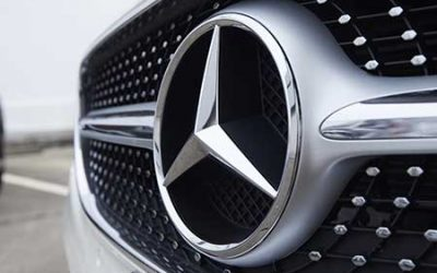 Mercedes opens Washington office.