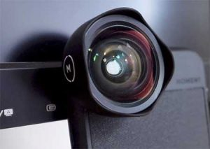Motion lens for an iPhone gives any videographer professional level optics.