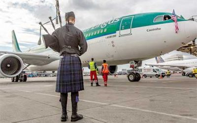 Aer Lingus adds directs to Dublin.