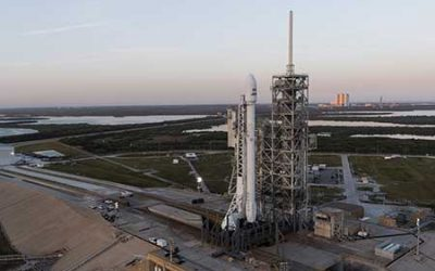 Spaceflight sets sights on launch record.