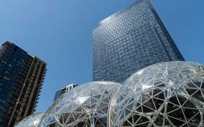 Bezos announces new foundation.