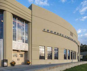 Edmonds Performing Arts Center exterior