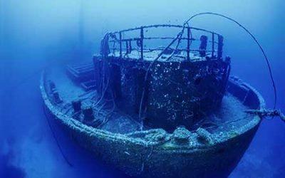 A titanic undertaking.