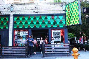 The Crocodile, Seattle's legendary nightclub.